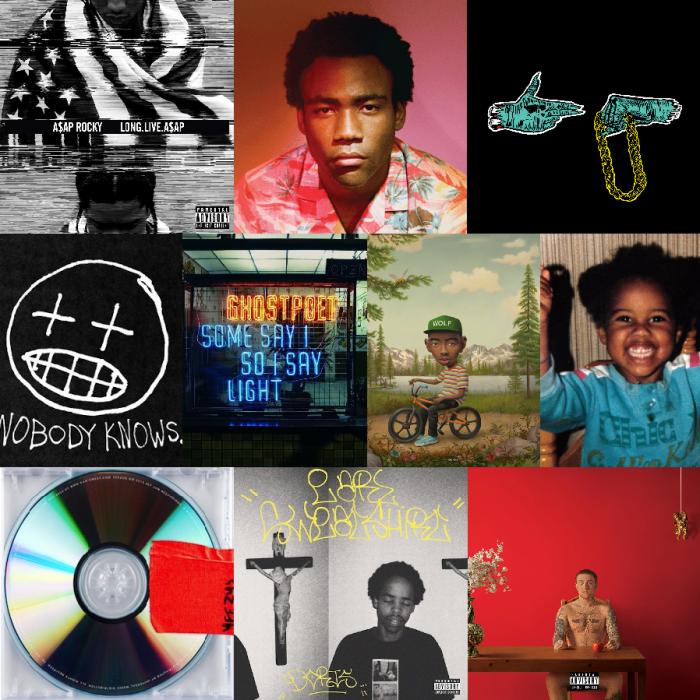 2013 albums