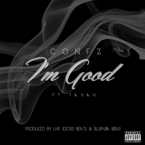 Im good single artwork