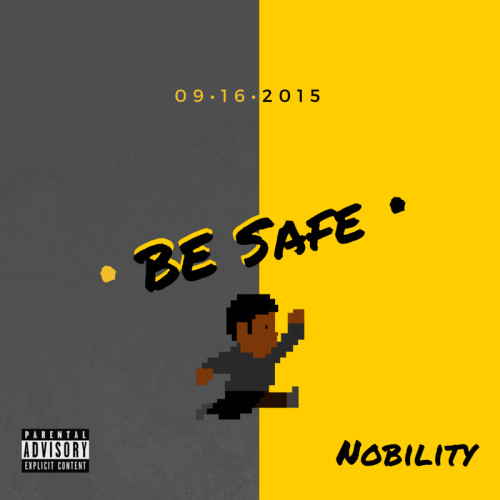 Be Safe (Final Cover)