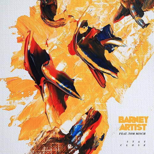 Barney Artist Painting Sounds